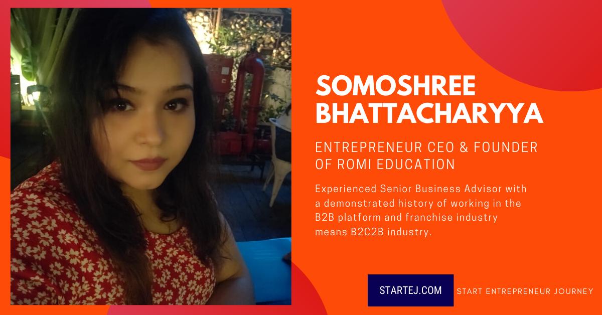 Entrepreneur CEO & Founder of Romi Education